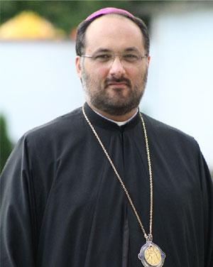 Episcop Mihai Frățilă