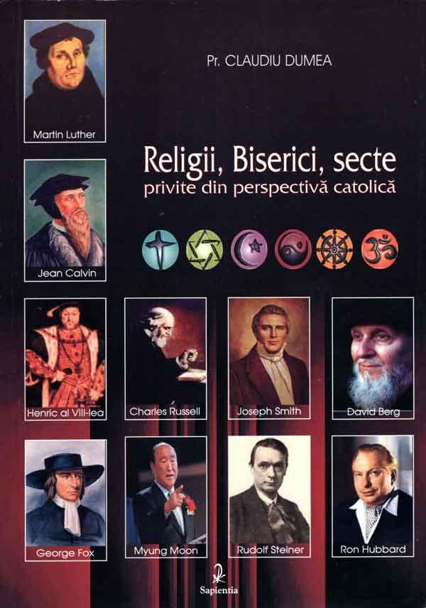 Religii, Biserici, secte privite din perspectivă catolică