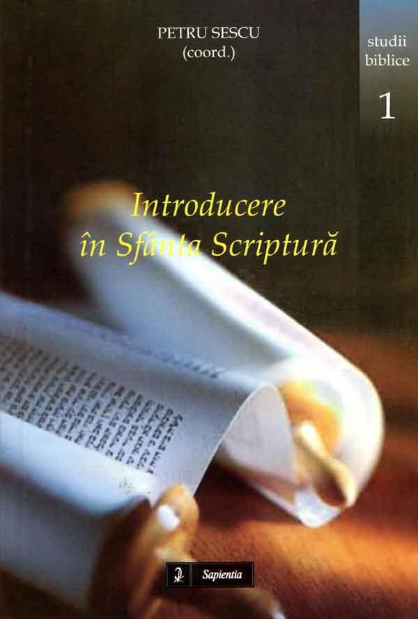 Introducere în Sfânta Scriptură
