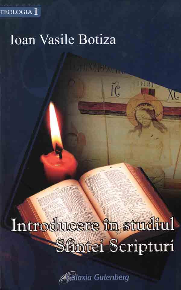 Introducere în studiul Sfintei Scripturi