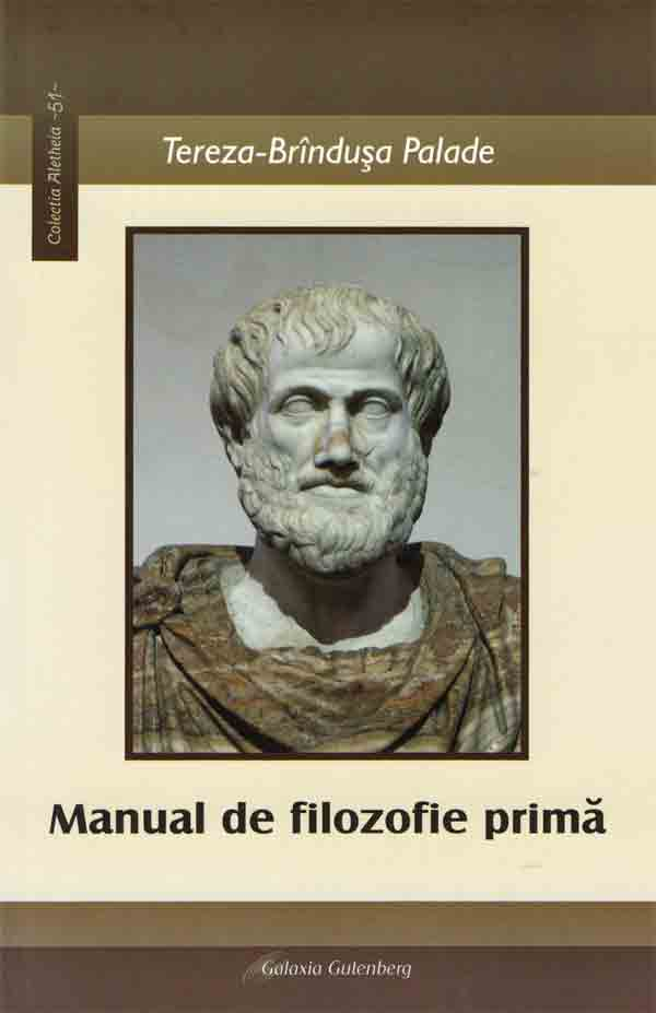 Manual de filosofie primă