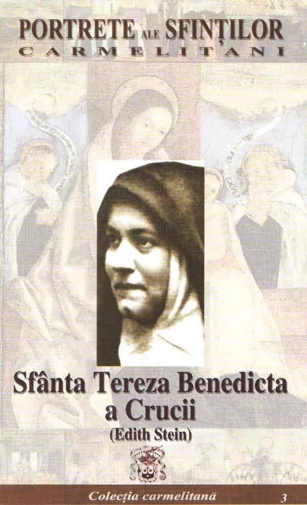 Sfânta Tereza Benedicta a Crucii (Edith Stein)