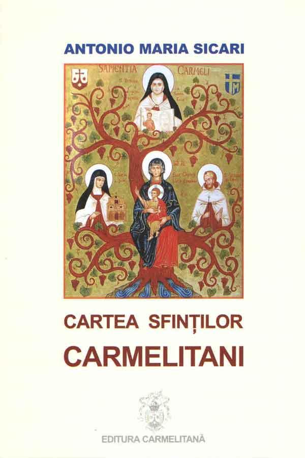 Cartea sfinților carmelitani