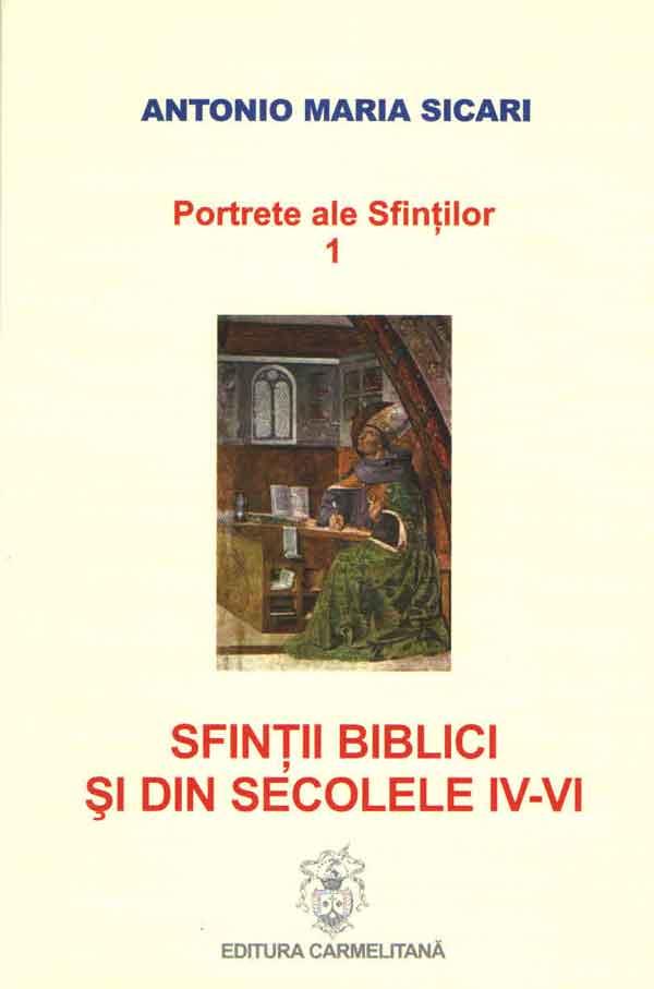Sfinții biblici și din secolele IV-VI