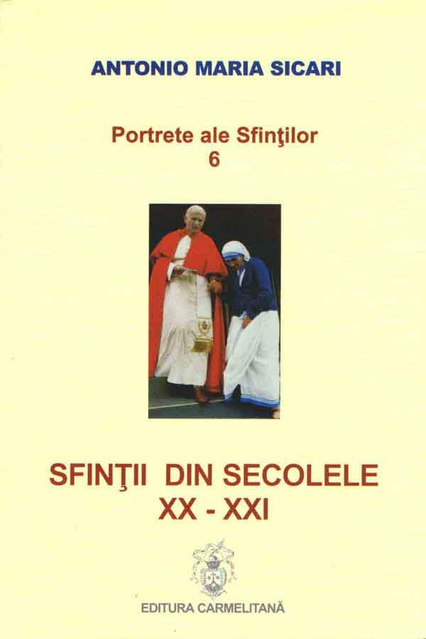 Sfinții din secolele XX - XXI