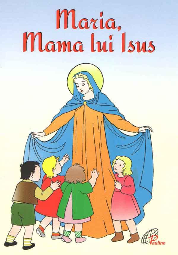 Maria, Mama lui Isus