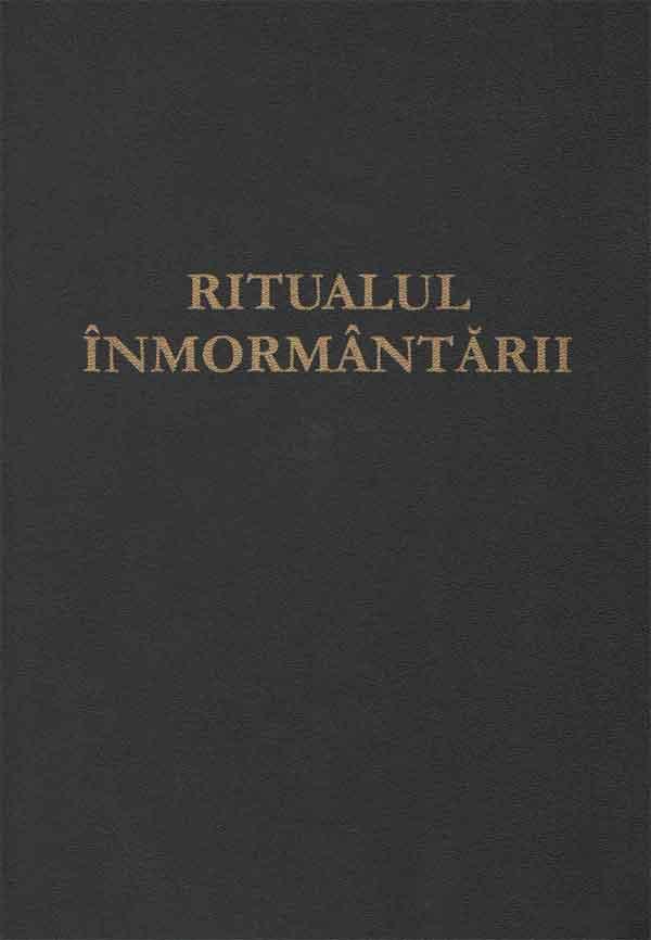 Ritualul Înmormântării
