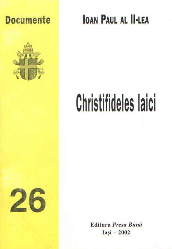 Christifideles laici