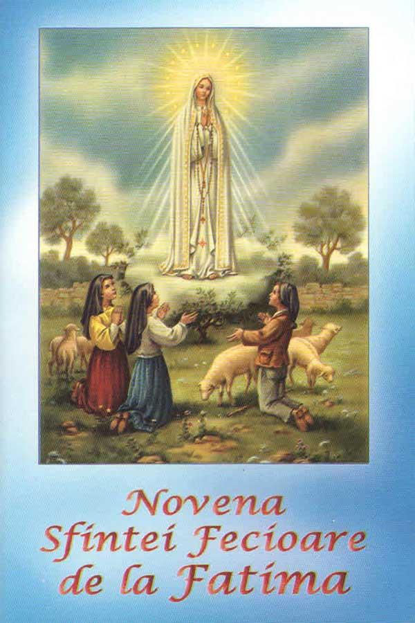 Novena Sfintei Fecioare de la Fatima