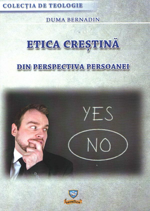 Etica creștină din perspectiva persoanei