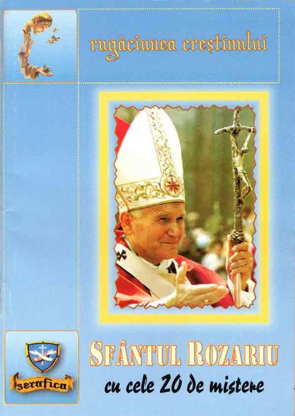 Sfântul Rozariu cu cele 20 de mistere