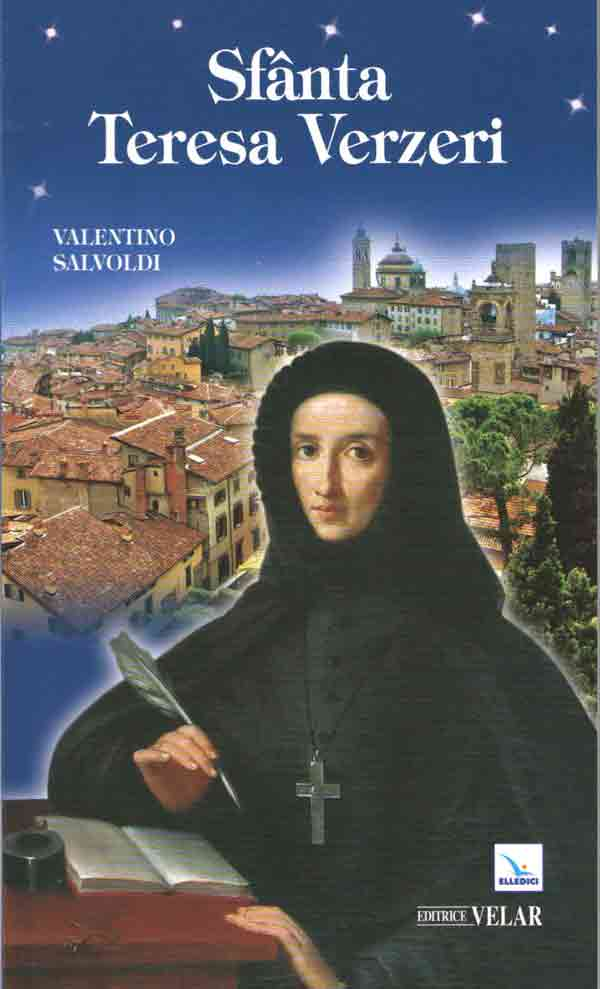 Sfânta Tereza Verzeri