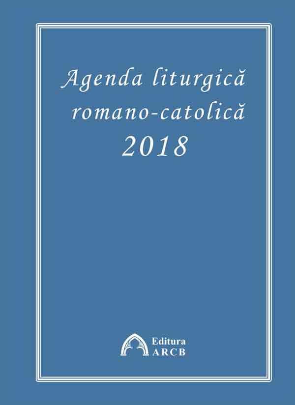 Agenda liturgică romano-catolică 2018