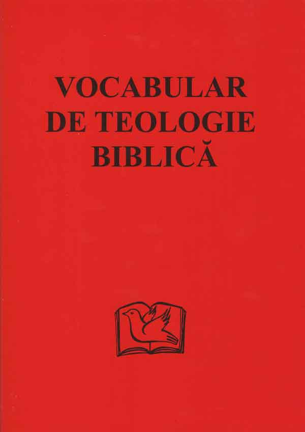 Vocabular de Teologie Biblică