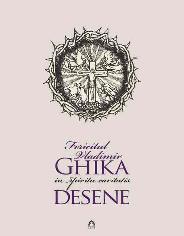Fericitul Vladimir Ghika - In spiritu caritatis - Desene
