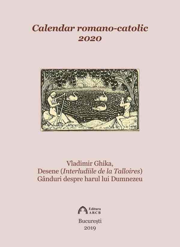 Calendar Romano-Catolic 2019