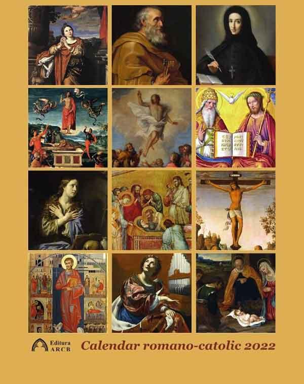 Calendar Romano-Catolic 2020